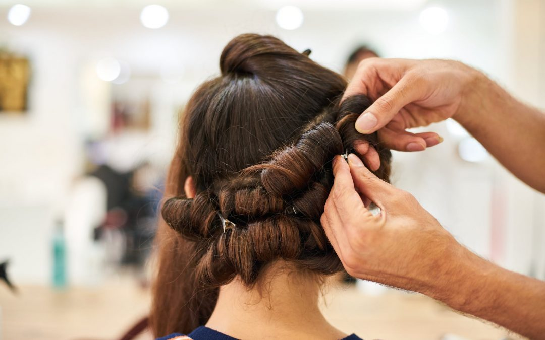 Recreate Your Salon Hair at Home in 4 Steps